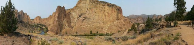 Smith Rock, in all its glory
