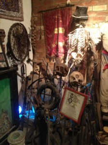 A snapshot of the Voodoo History Museum