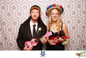 Gabriella's Prom date looks spookily like Ed Sheeran
