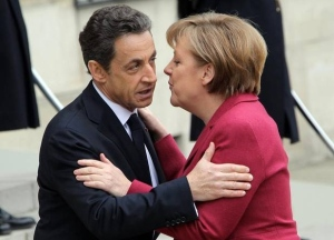 The European way. Even amongst political leaders.