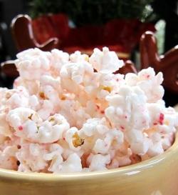 To popcorn