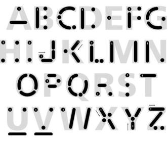Morse Code visual mnemonic